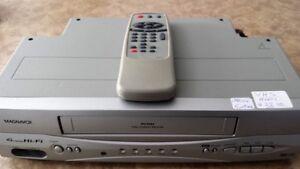 APPAREILS VHS $38.00