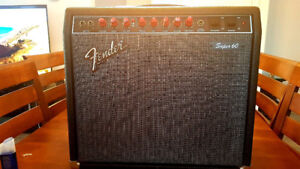 AMPLI  FENDER  SUPER60