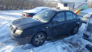 Jetta for parts