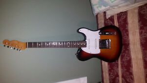 Fender 50th  aniversery telecaster