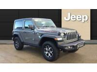 2020 Jeep Wrangler 2.0 GME Rubicon 2dr Auto8 Petrol Hardtop Hardtop Petrol Autom