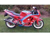 Honda CBR600 Motorcycle PX Swap Anything considered