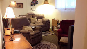 Lovecseat and recliner