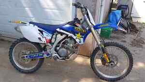 yz250f 2006 with papers