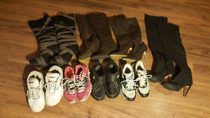 Womens Shoes Size 6.5 & 7