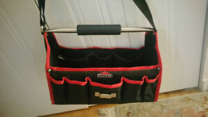 PORTABLE TOTE TOOL BAG & STORAGE CONTAINER JOBMATE