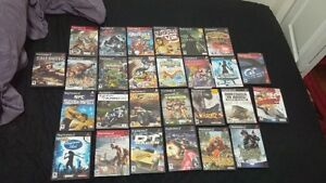 27 PS2 Games