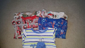 0-3 month  sleepers 6$/all *REDUCED *
