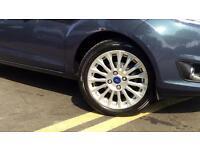 2014 Ford Fiesta 1.0 EcoBoost 125 Titanium 5dr Manual Petrol Hatchback