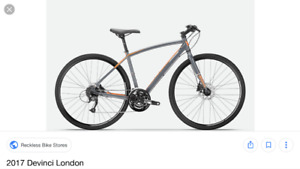 Stolen bike devinci London