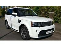 2013 Land Rover Range Rover Sport 3.0 SDV6 Autobiography Sport 5 Automatic Diese
