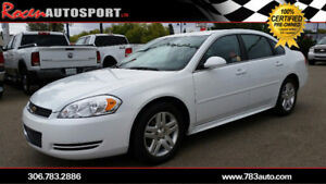 CERTIFIED 2011 IMPALA LT - LOADED - REMOTE START - YORKTON