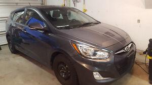 2012 Hyundai Accent GLS Hatchback
