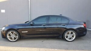 BMW 750I XDRIVE, M-SPORT, ACCIDENT FREE, NEW TIRES,