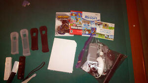 Wii Console & Accesories