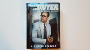 Hunter, The Complete Series Box Set