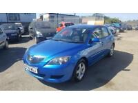 2006 Mazda Mazda3 Hatch 5Dr 1.6 105 TS Petrol blue Manual