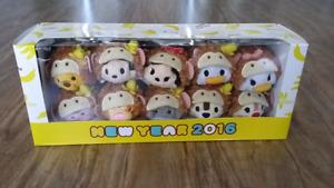 Tsum Tsum 'Osaru Monkey New Year 2016' set