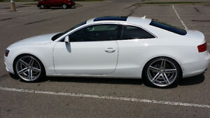 2014 Audi A5 Coupe (2 door) $610.75 tax in