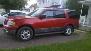 2003 ford expedition 4x4
