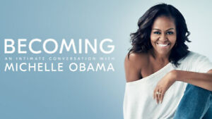 Tickets for Michelle Obama in Edmonton