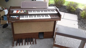 Free organ to a good home