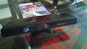 Xbox 360 Kinect with fighters uncaged game