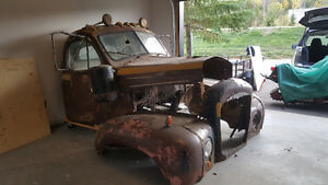 1958 B MODEL MACK RARE COMPLETE FIND!!