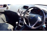 2009 Ford Fiesta 1.6 Zetec S 3dr Manual Petrol Hatchback