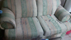 Couch for FREE, pickup only in VLA