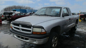 dodge dakota 2001- disponible pour pieces chez kenny!