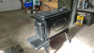 Box stove poêle