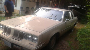 1982 Olds cutlass