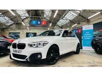 2016 BMW 1 Series 1.5 116d M Sport Auto (s/s) 5dr Hatchback Diesel Automatic