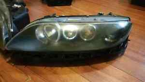 2006 Mazda 6 gt lh headlight w hid