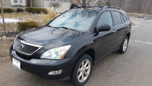 2008 Lexus RX 350 premium pack (shipper choice) 123k mile