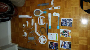 Nintendo Wii, Accessories, Games, Great Value, Cheap!! LOOK