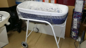 Peg Perego Bassinet with foldable stand