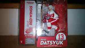 Mcfarlane Hockey Detroit Pavel Datsyuk Figure