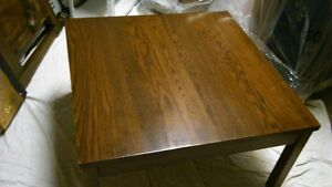 Solid Wood, square coffee table Kitchener / Waterloo Kitchener Area image 2