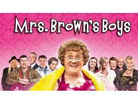 Mrs browns boys tickets Glasgow