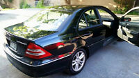 beautifull Mercedes c230 2004  low millage