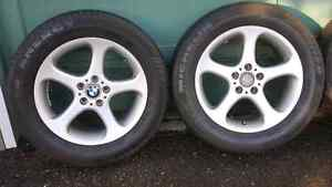BMW X5 OEM Alloy Wheels