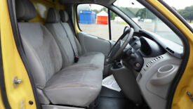 2013 NISSAN PRIMASTAR 2.0dCI 115PS Euro 5 L2H1 SE L2 H1 3000 YELLOW DIESEL VAN