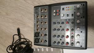 Behringer Mixer new condition