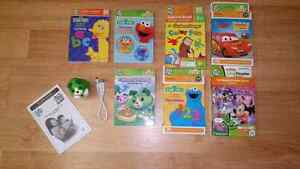 Leap Frog Tag Junior complete with Scout and 7 Books