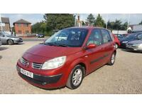 2004 Renault Scenic 1.6 VVT 115 Expression Long MOT Low Miles Bargain