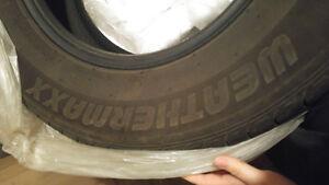 215/70R/15 all season tires