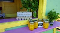 Fresh Garden Vegetables, Pickles, Baked Goods and More!