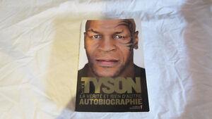 Mike Tyson autobiographie